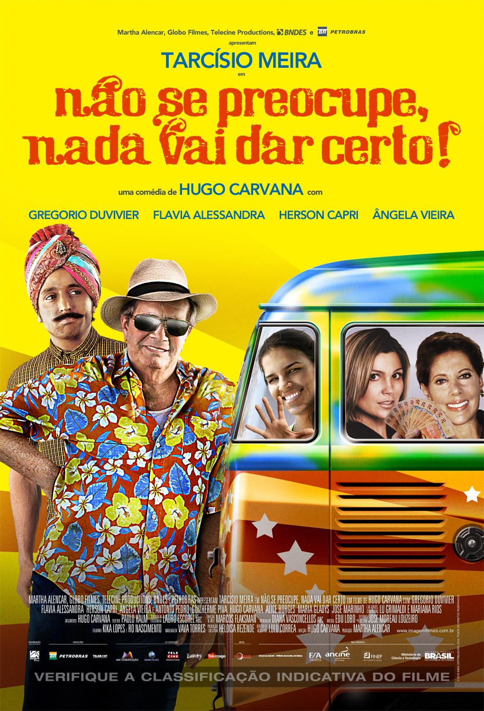 Poster do filme Não se Preocupe