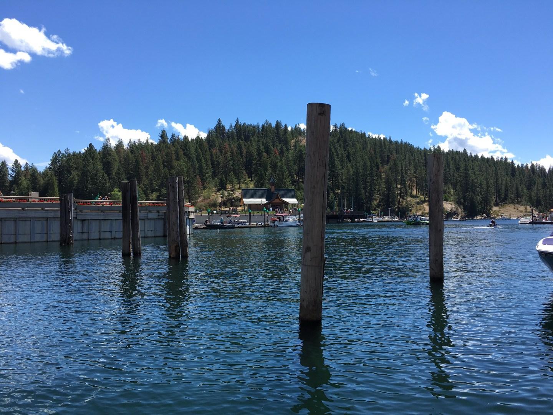 Idaho: Lake Coeur d'Alene