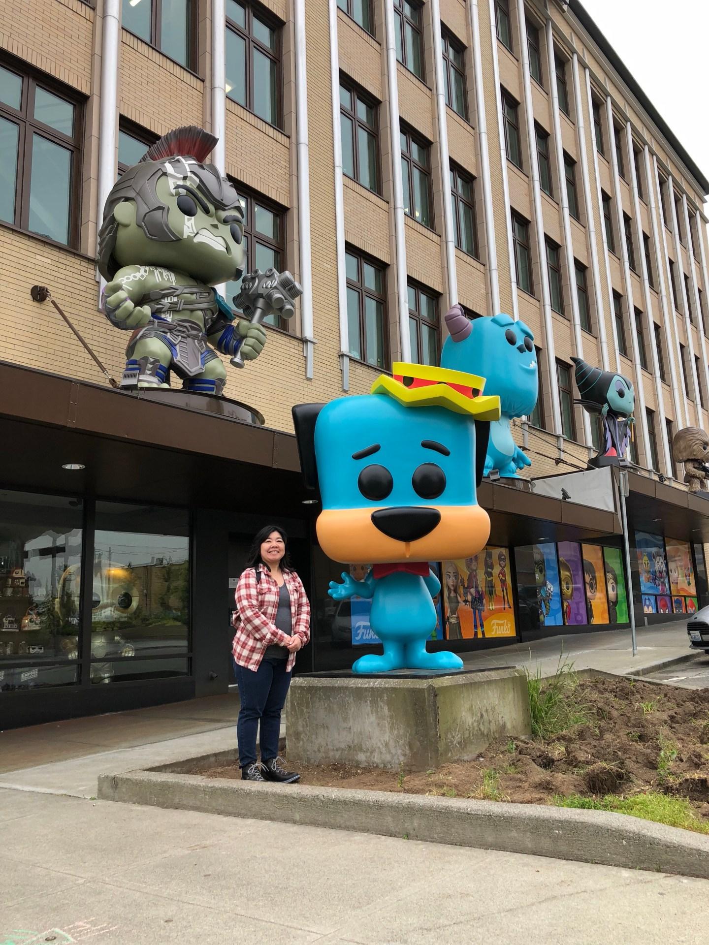 Everett, WA: Funko HQ (@OriginalFunko)