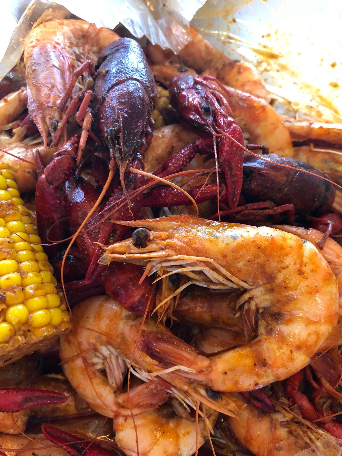 Gardena, CA: The Crab Shack