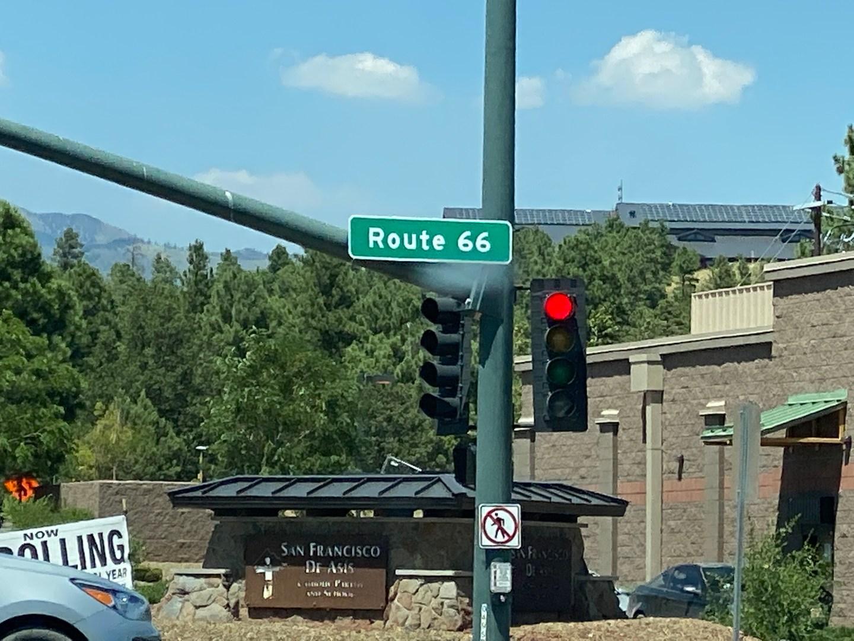 Flagstaff, AZ: Route 66