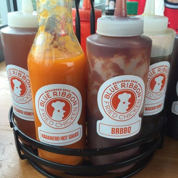 Honey based sauces