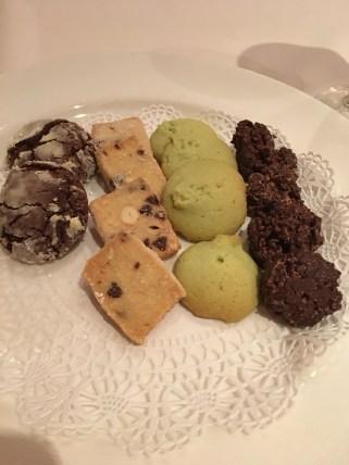 Petite cookies