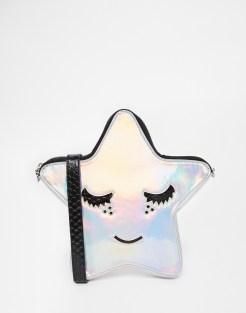 Sac à bandoulière étoile, Skinny Dip, 38,99 euros