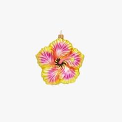 Boule hibiscus jaune, Le Bon Marché, 15 euros