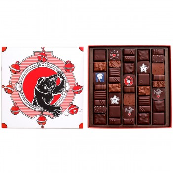 Petit Chat, assortiment 350g chocolats, Pierre Hermé, 52 euros