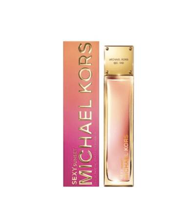 Eau de parfum Sexy sunset, Michael Kors, 95 euros