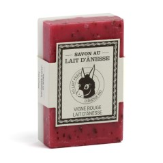 Savon Lait d'Anesse/Vigne rouge, La Maison Du Savon de Marseille, 4,20 euros
