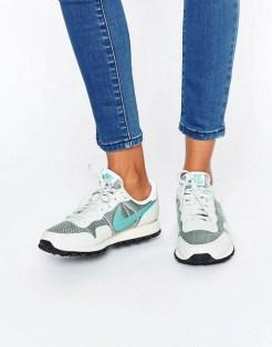 Baskets Air Pegasus '83 argent clair, Nike, 90 euros