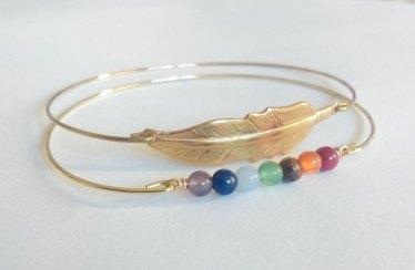 Bracelet yoga-lithothérapie, Cecileis, 10,54 euros