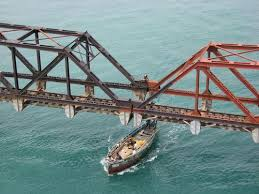 Old Pamban Bridge
