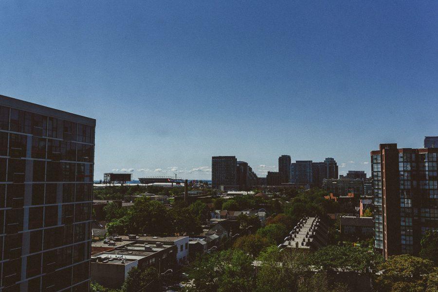 Landscape photo of Toronto west