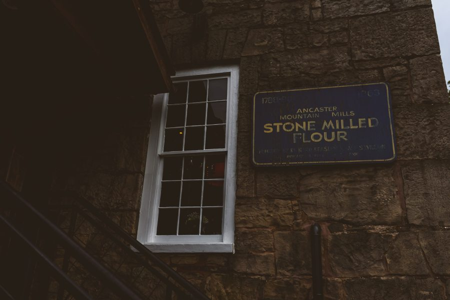 Stone Mill Ancaster Mill