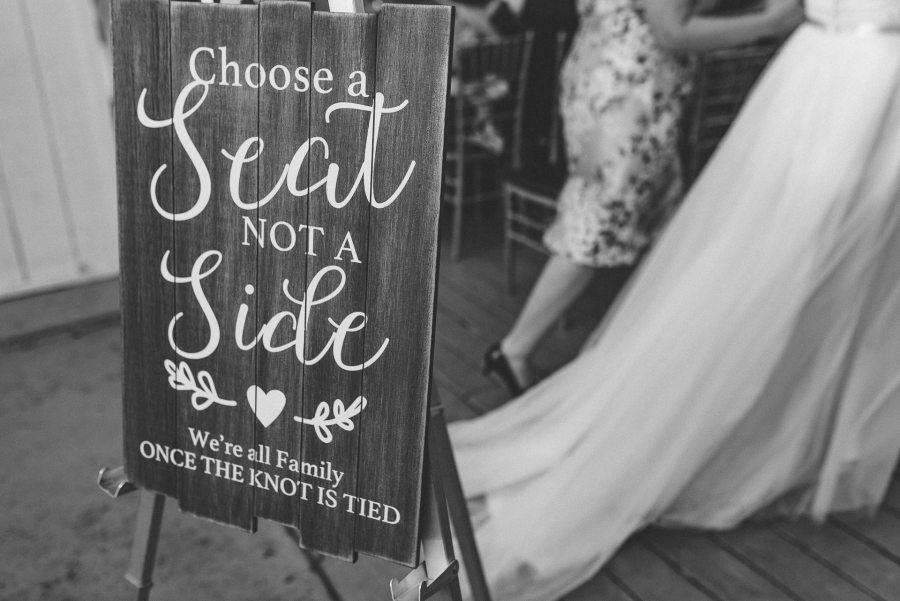 Wedding at Berkeley Field House