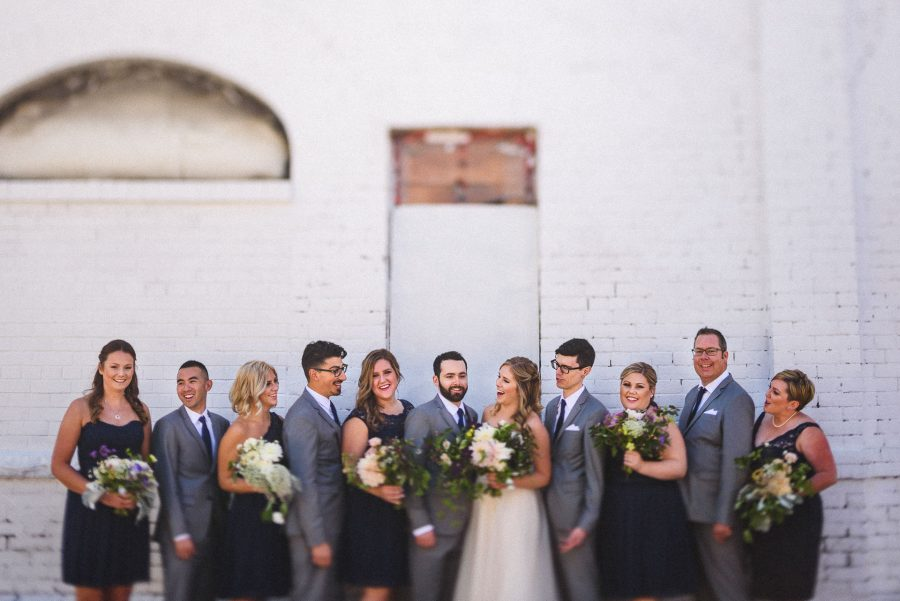 Wedding Party Portraits Toronto