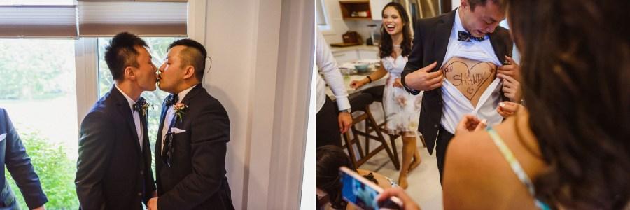 Chinese door games toronto wedding