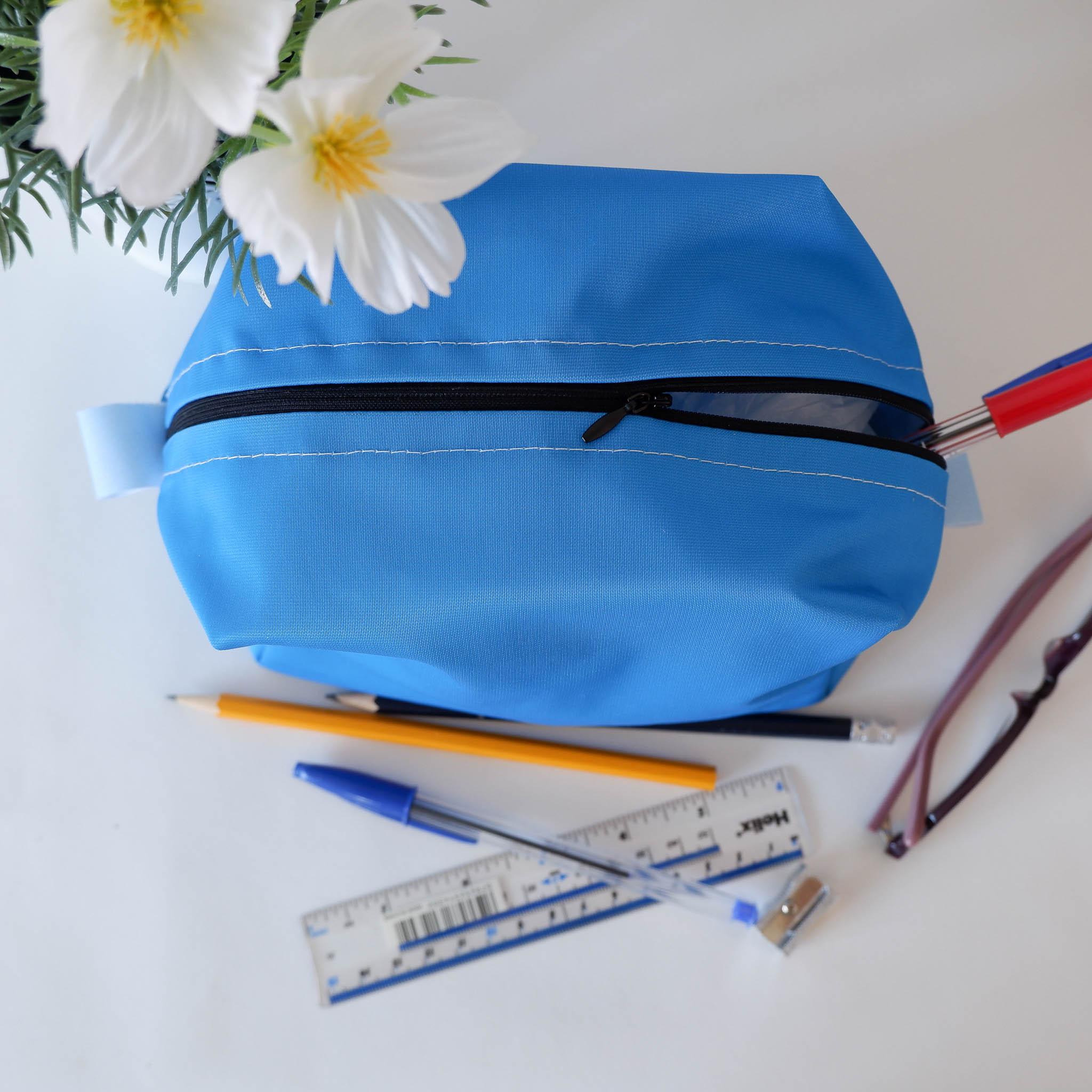 Pencil Case… Blue