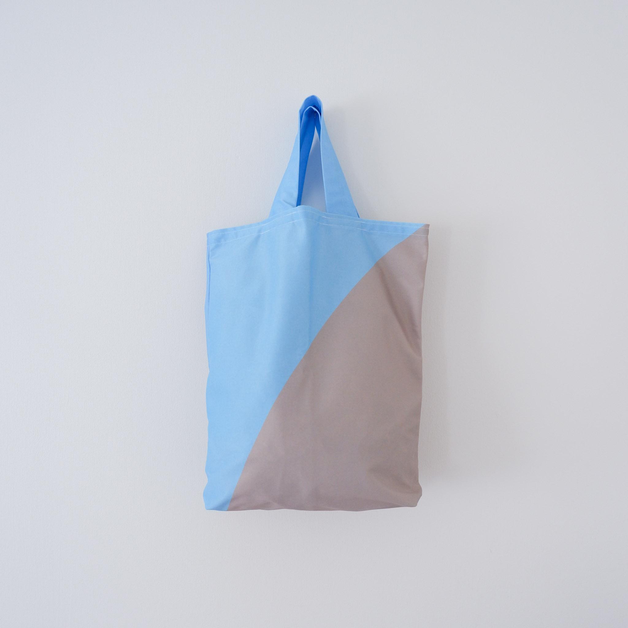Tote Bag… Blue & Beige