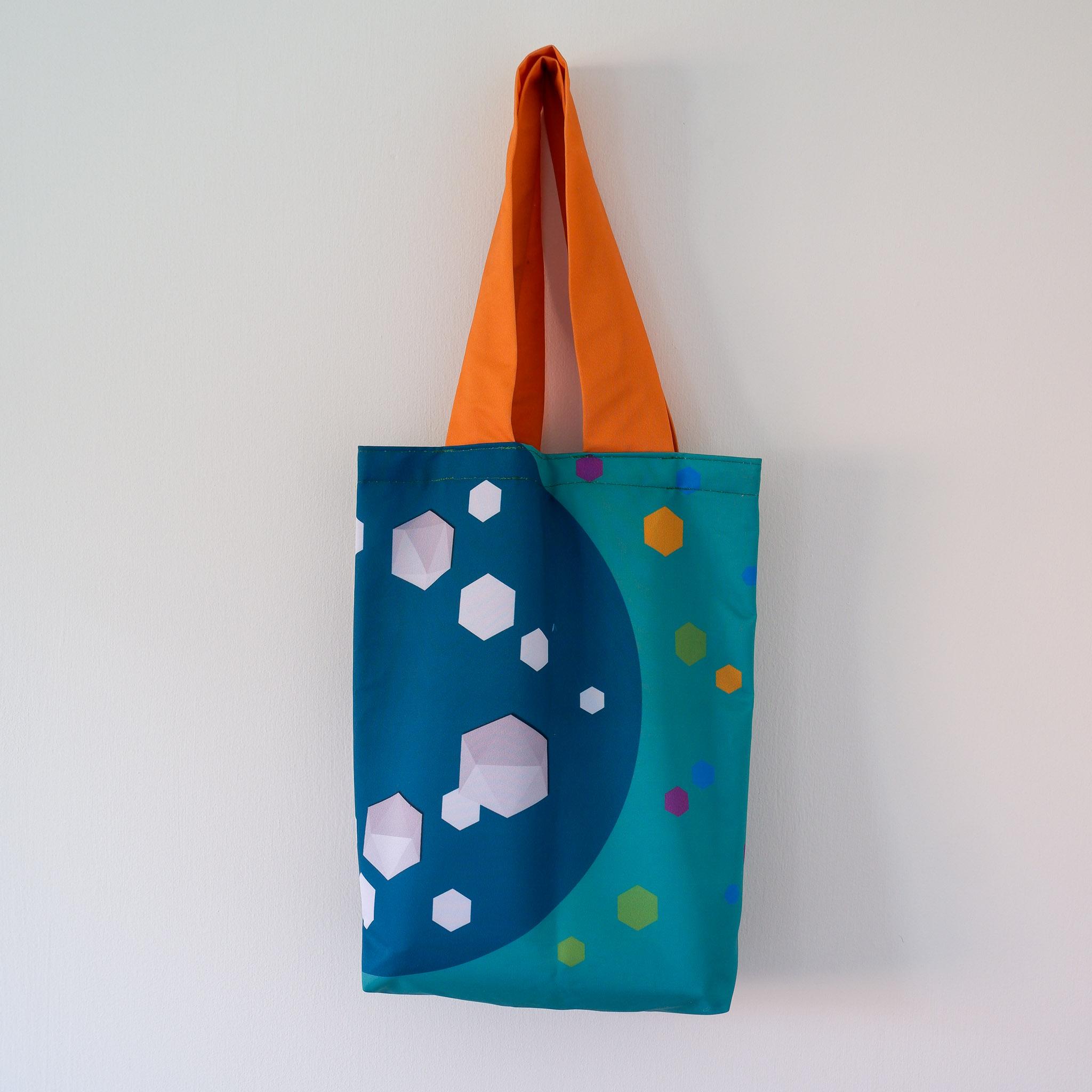Tote Bag… Hexagons