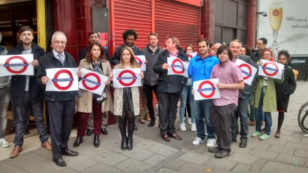 8 month closure of Caledonian Road tube station: there is a simple alternative