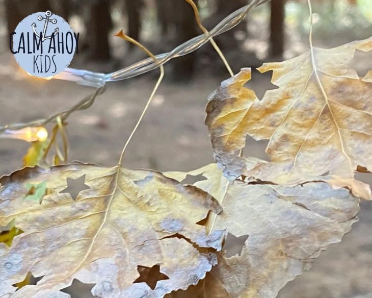 Nature Leaf DIY decoration