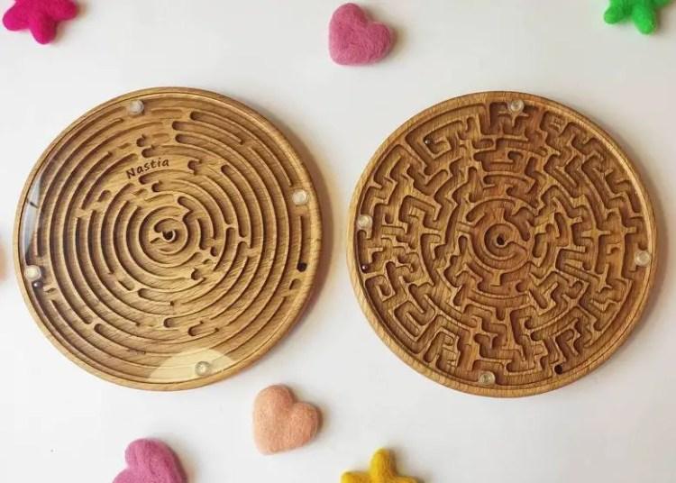 maze activity for preschoolers