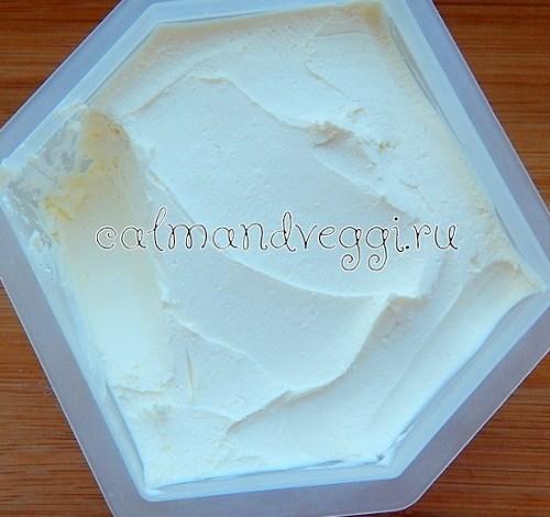 сливочный сыр маскарпоне в домашних условиях - пошаговый рецепт с фото