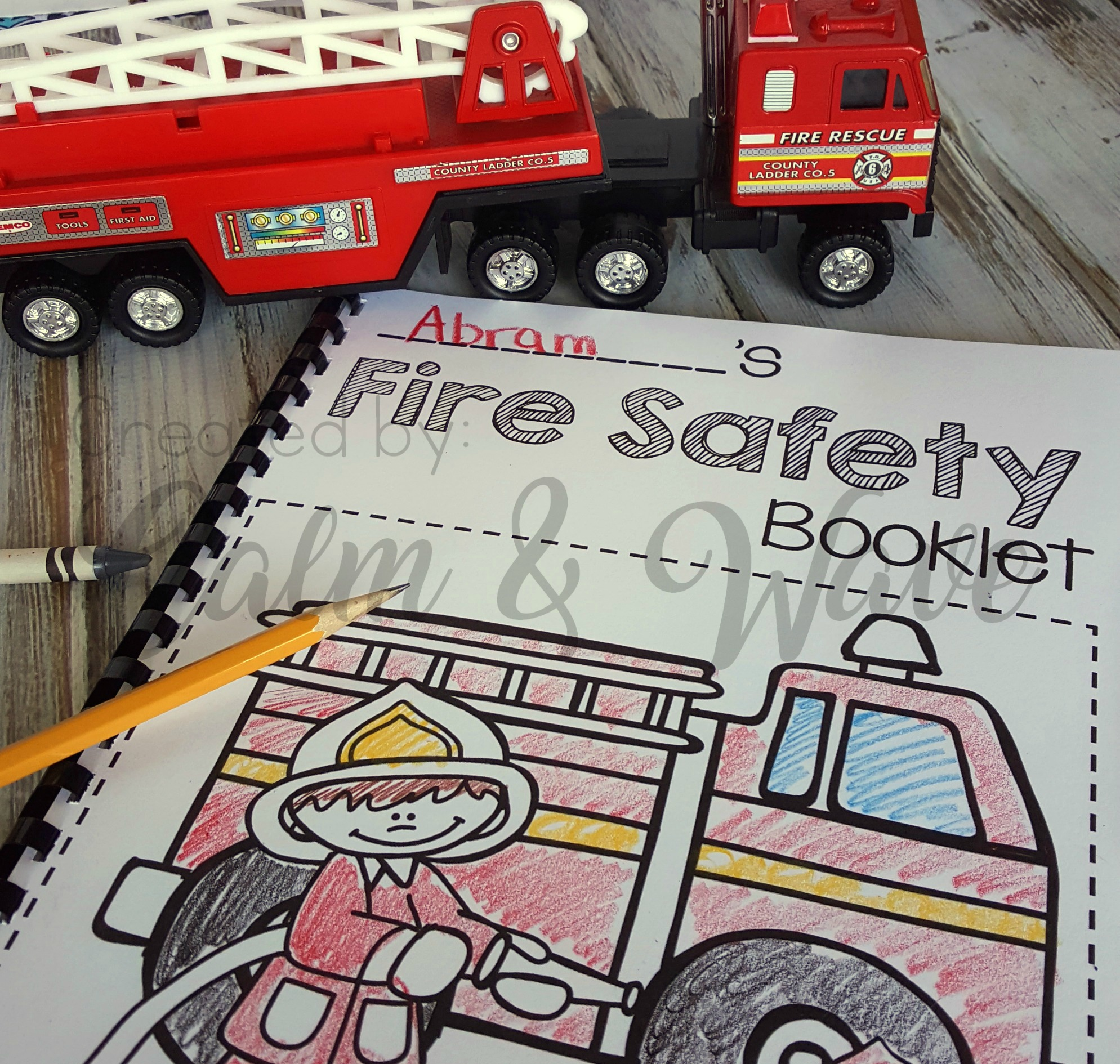 Fire Safety Thematic Unit