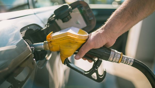California voters will decide whether to repeal a 12-cent-per-gallon gas tax being used to finance construction and repairs for roads and highways.