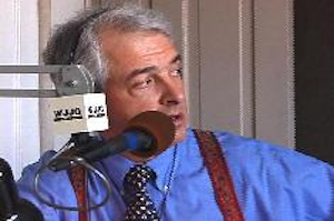 "John Cox hosted his ""Progressive Conservative"" radio show in Illinois from 2000-2003."