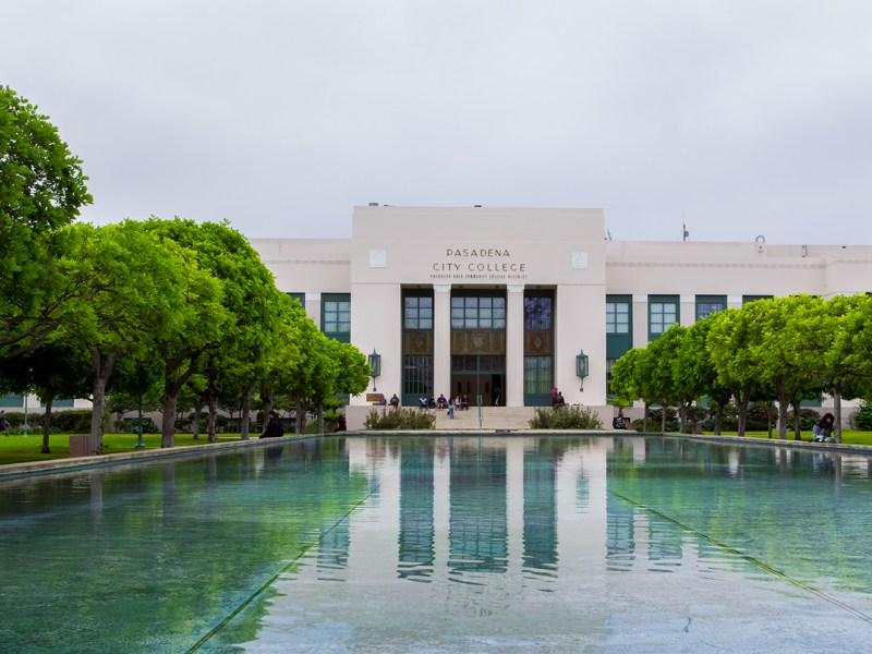 photo of Pasadena City College