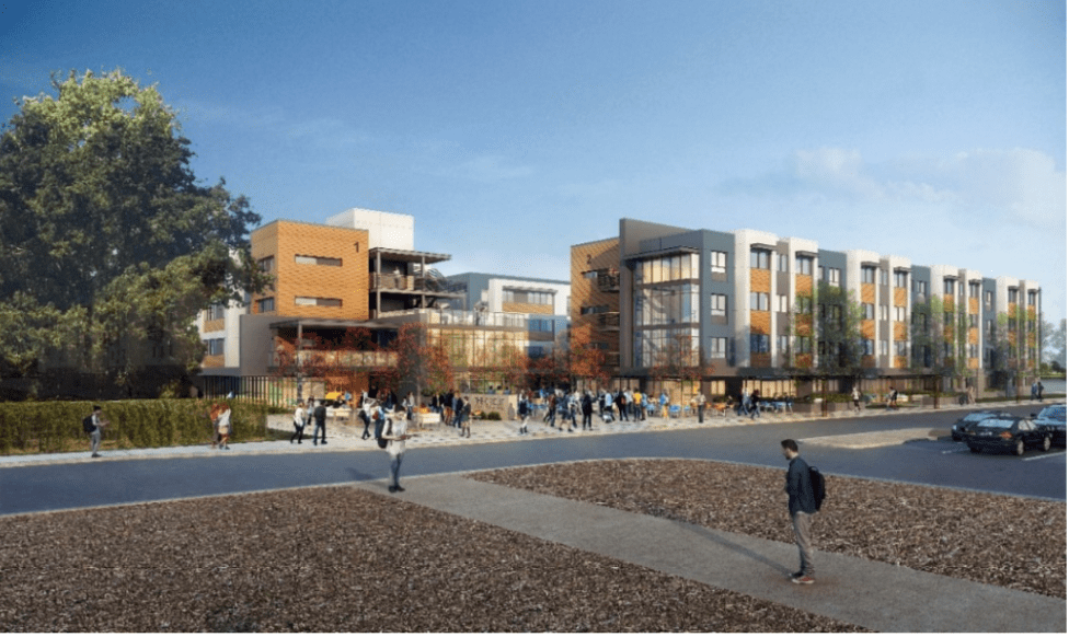 Community college housing proposed for students