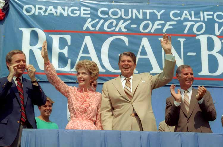 Orange County Ronald Reagan