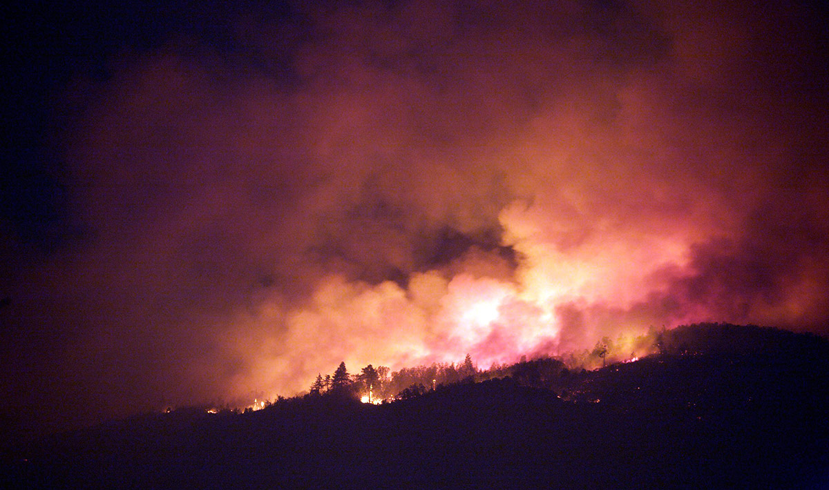 California wildfire utility blackouts PG&E and SDG&E
