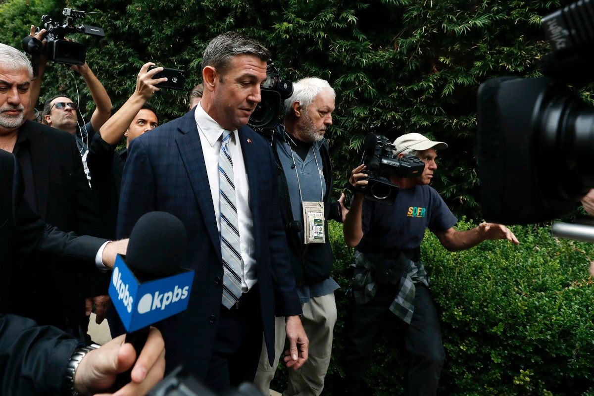 California Republican Rep. Duncan Hunter,plans to plead guilty to the misuse of campaign funds at a federal court hearing Tuesday in San Diego