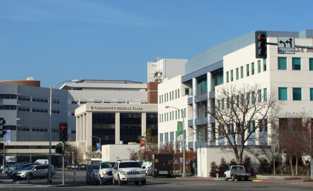 Fresno Community Medical Plaza. Photo by Nima Kasraie via Creative Commons