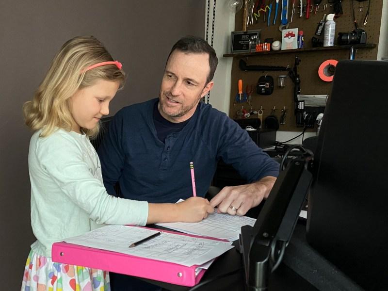 California coronavirus homeschooling
