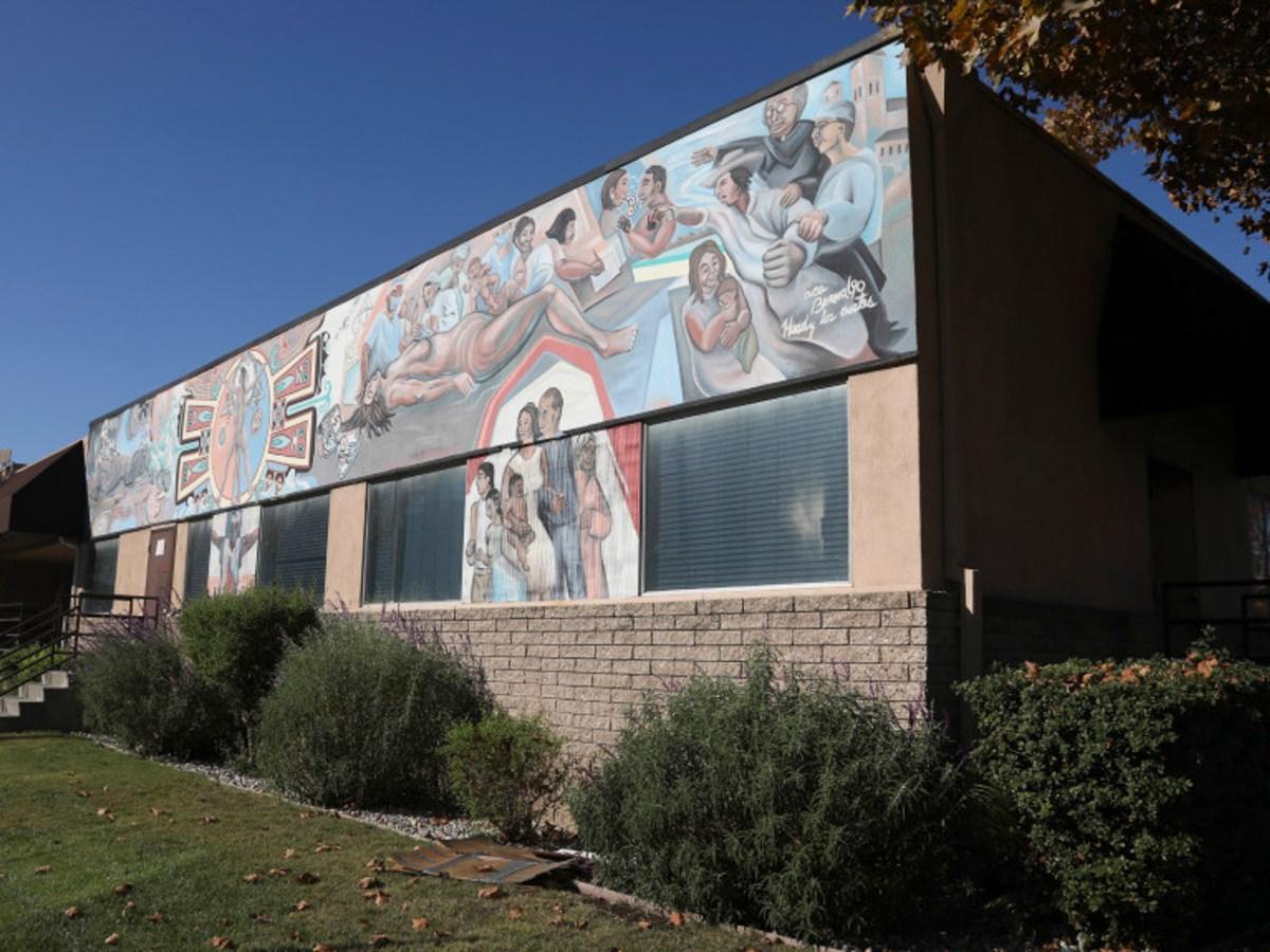 The Gardner Health Center in San Jose, Calif., Sunday, Nov. 25, 2018. Photo Karl Mondon, Bay Area News Group
