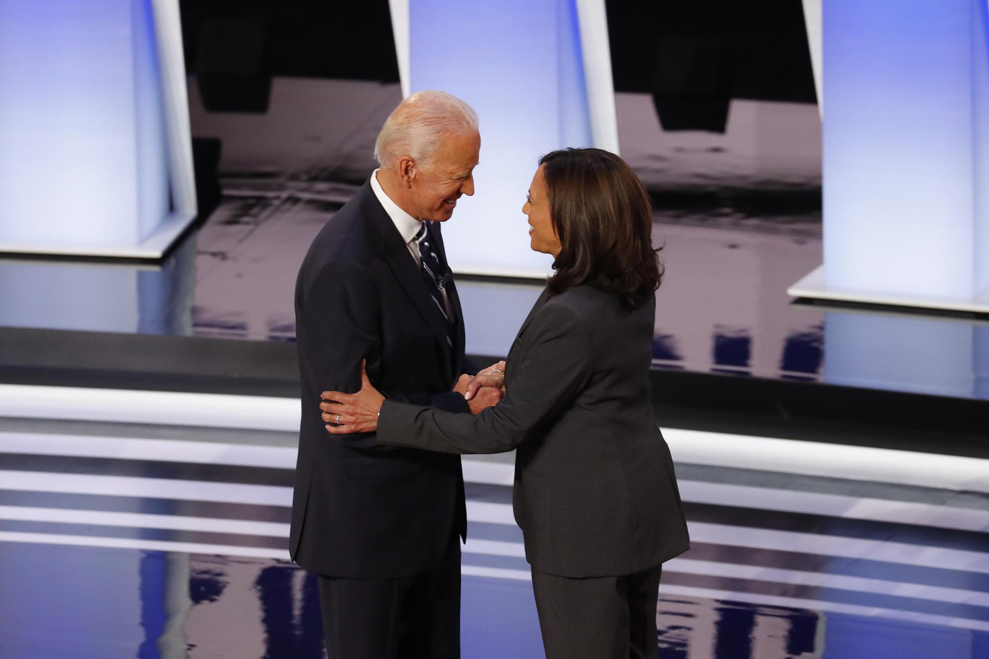 Will Kamala Harris Be The Next Vice President Calmatters