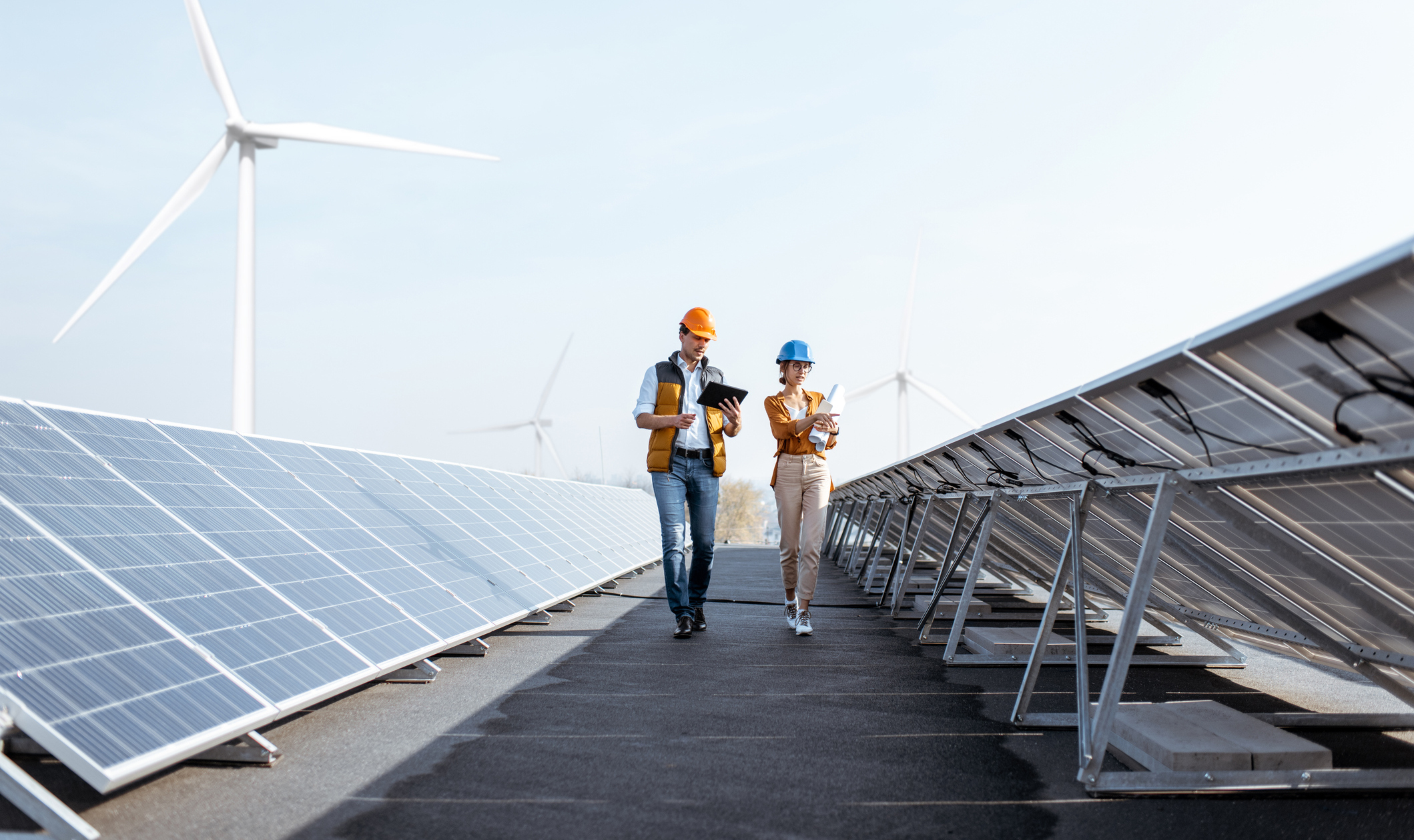 Investing in clean energy will help economic recovery