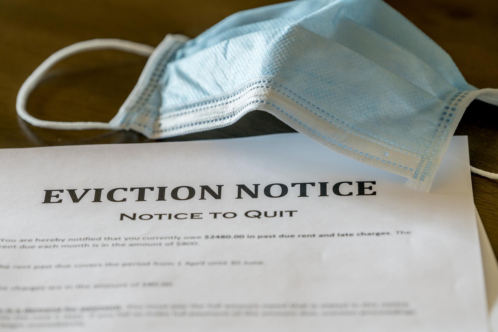 California eviction moratorium: Where are tenants losing homes? | CalMatters