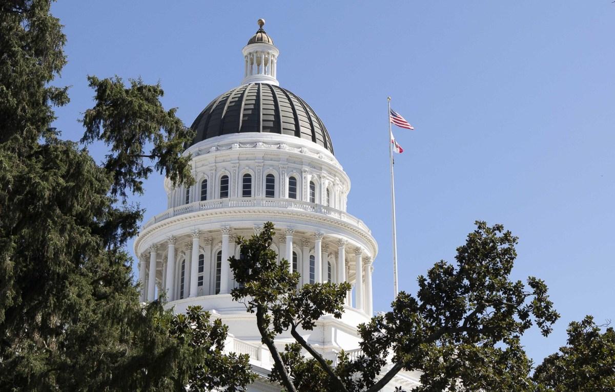 Capitolio de California. Foto de Anne Wernikoff para CalMatters