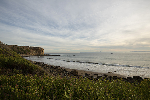 Abalone Cove Shoreline Park has a beach with accessible tide pools in Rancho Palos Verdes, Calif. on Jan. 13, 2021. Photo by Shae Hammond for CalMatters