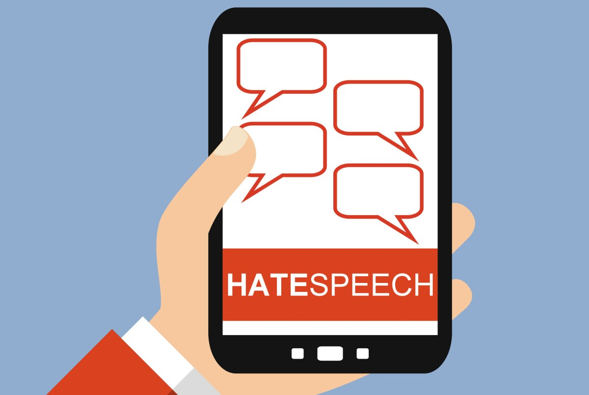 toxic speech