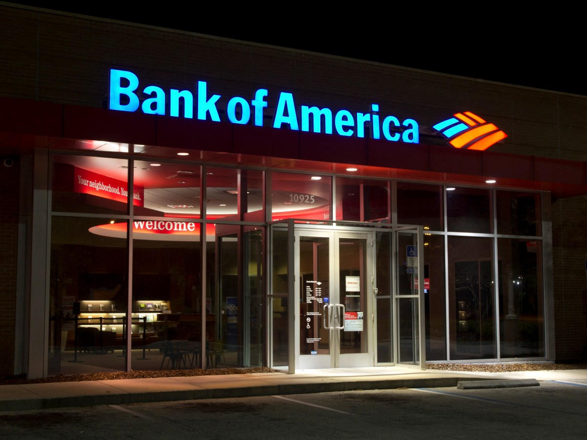 Bank of America is being sued for failing to provide sufficient protections for unemployment payment debit cards after thousands across California have fallen victim to fraud this year. Image via iStock