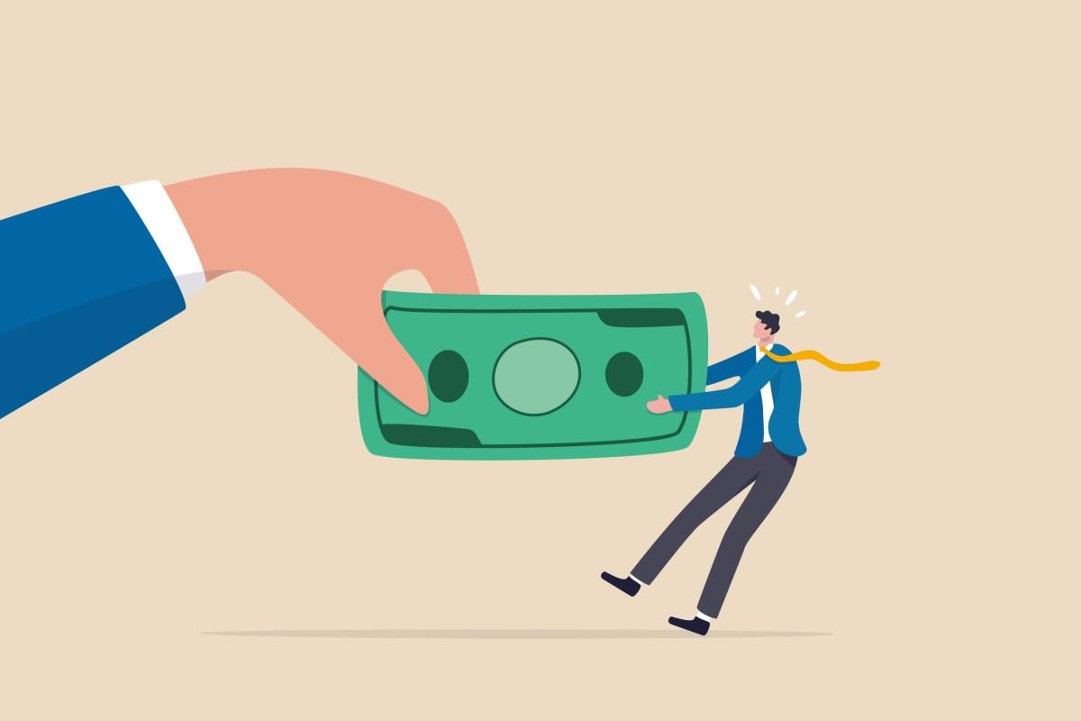 unemployment debt