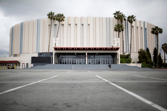 The city council chose to start over on the 48-acre Pechanga Arena project after the state declared the city failed to offer the site to affordable housing developers. Photo by Megan Wood, Voice of San Diego