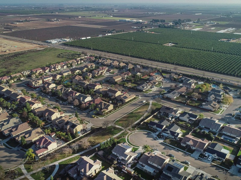 Rents and home prices have jumped in Fresno during the pandemic, creating another hot spot for the California housing crisis.