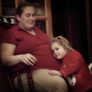 Bebelușii născuți de mame obeze riscă probleme cardiace