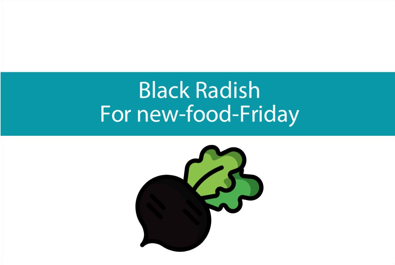 Blogheader for Black Radish recipes from CALMERme.com